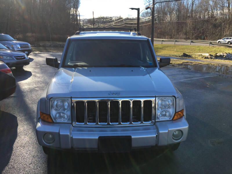 2010 Jeep Commander for sale at Mikes Auto Center INC. in Poughkeepsie NY