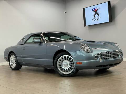 2005 Ford Thunderbird for sale at TX Auto Group in Houston TX