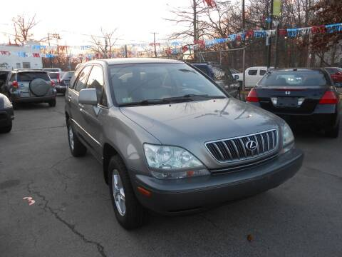 2003 Lexus RX 300 for sale at N H AUTO WHOLESALERS in Roslindale MA
