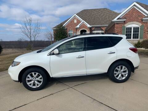 2012 Nissan Murano for sale at Revolution Motors LLC in Wentzville MO
