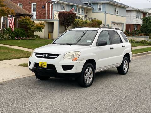 2009 Kia Sportage for sale at Reis Motors LLC in Lawrence NY