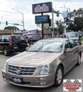 2008 Cadillac STS for sale at Corridor Motors in Cedar Rapids IA