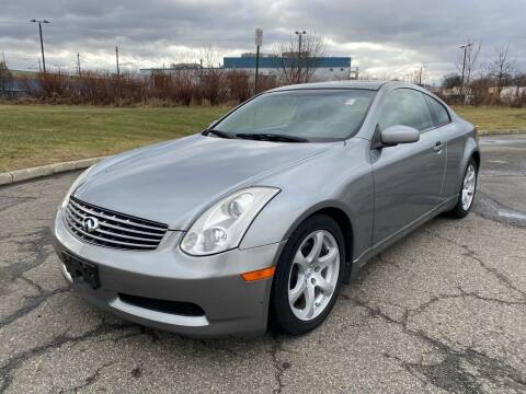 2006 Infiniti G35 for sale at Pristine Auto Group in Bloomfield NJ