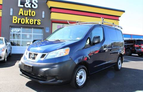 2013 Nissan NV200 for sale at L & S AUTO BROKERS in Fredericksburg VA