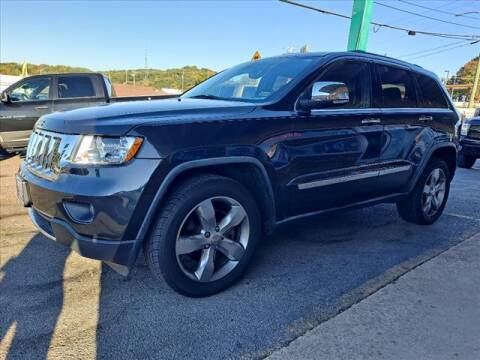 2011 Jeep Grand Cherokee for sale at PARKWAY AUTO SALES OF BRISTOL - Roan Street Motors in Johnson City TN