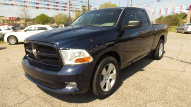 2012 RAM Ram Pickup 1500 for sale at Minden Autoplex in Minden LA