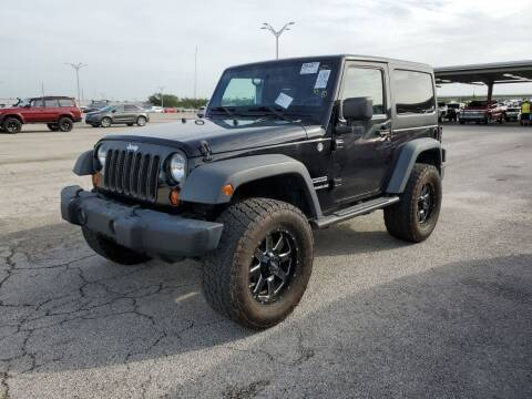 2012 Jeep Wrangler for sale at CarGeek in Tampa FL
