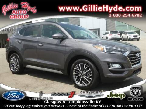 2020 Hyundai Tucson for sale at Gillie Hyde Auto Group in Glasgow KY