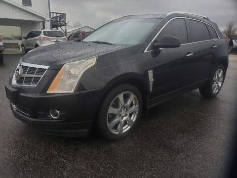 2012 Cadillac SRX for sale at Hatcher's Auto Sales, LLC in Campbellsville KY