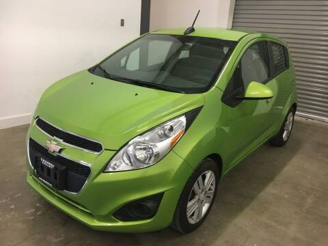 2015 Chevrolet Spark for sale at CHAGRIN VALLEY AUTO BROKERS INC in Cleveland OH