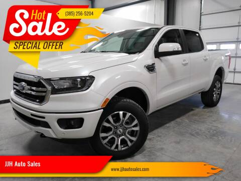 2019 Ford Ranger for sale at JJH Auto Sales in Salt Lake City UT