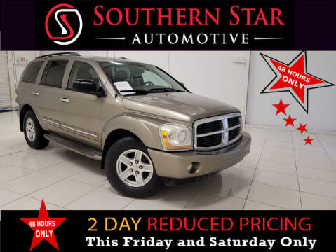 2005 Dodge Durango for sale at Southern Star Automotive, Inc. in Duluth GA