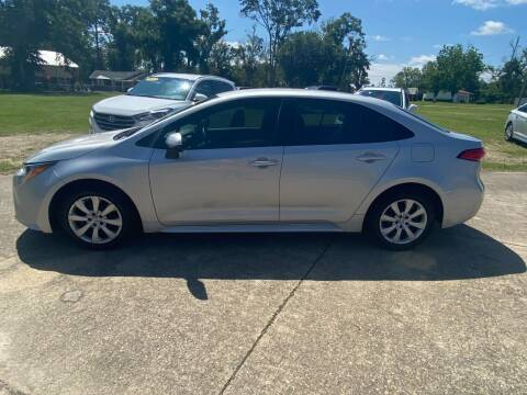 2020 Toyota Corolla for sale at A & B Auto Sales of Chipley in Chipley FL