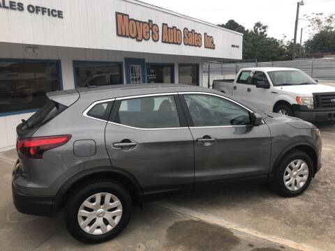 2018 Nissan Rogue Sport for sale at Moye's Auto Sales Inc. in Leesburg FL