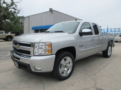 2011 Chevrolet Silverado 1500 for sale at Quality Investments in Tyler TX