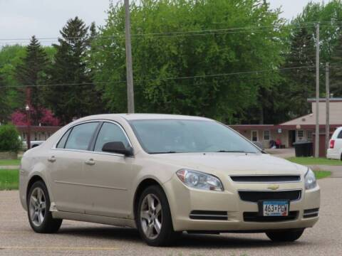 2009 Chevrolet Malibu for sale at Big Man Motors in Farmington MN