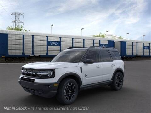 2021 Ford Bronco Sport for sale at NICK FARACE AT BOMMARITO FORD in Hazelwood MO