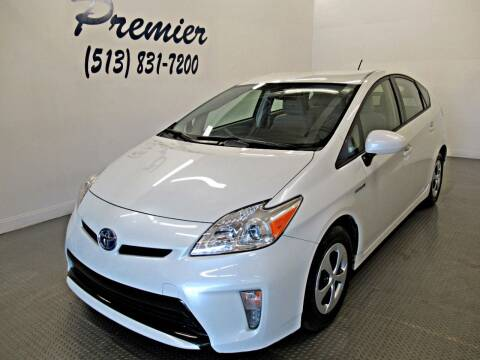 2014 Toyota Prius for sale at Premier Automotive Group in Milford OH