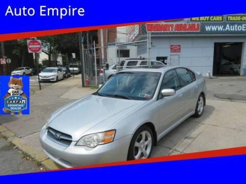 2006 Subaru Legacy for sale at Auto Empire in Brooklyn NY