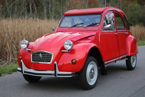 1980 Citroen 2CV for sale at Rallye Import Automotive Inc. in Midland MI