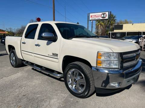 2013 Chevrolet Silverado 1500 for sale at Auto A to Z / General McMullen in San Antonio TX
