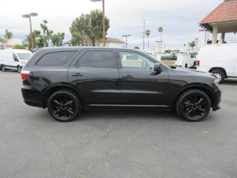 2013 Dodge Durango for sale at Norco Truck Center in Norco CA