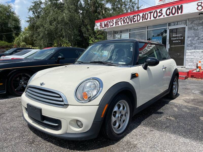 2012 MINI Cooper Hardtop for sale at Always Approved Autos in Tampa FL