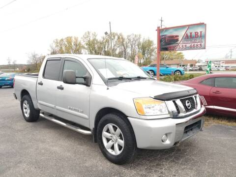 2010 Nissan Titan for sale at Albi Auto Sales LLC in Louisville KY