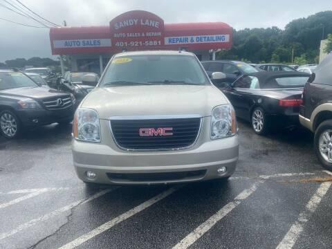 2013 GMC Yukon for sale at Sandy Lane Auto Sales and Repair in Warwick RI