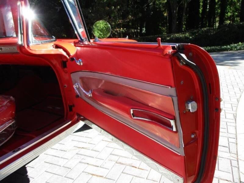 1958 Chevrolet Impala Sport Coupe - Marietta GA