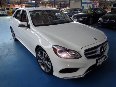 2016 Mercedes-Benz E-Class for sale at VML Motors LLC in Teterboro NJ