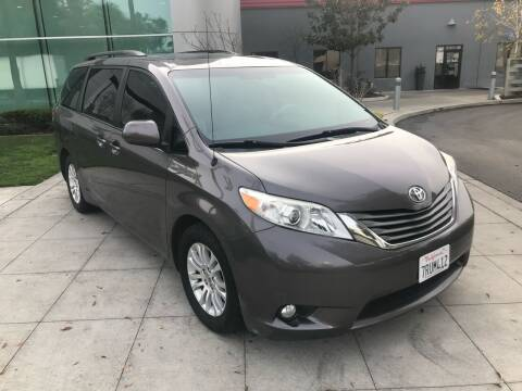 2013 Toyota Sienna for sale at Top Motors in San Jose CA