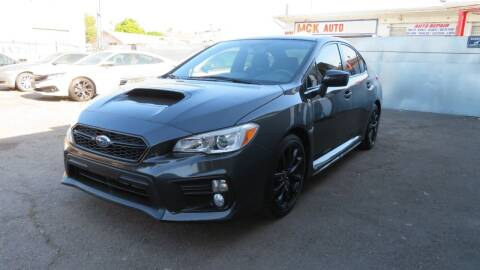 2019 Subaru WRX for sale at Luxury Auto Imports in San Diego CA