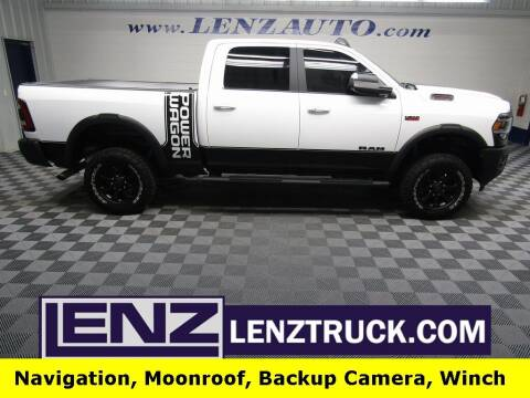 2020 RAM Ram Pickup 2500 for sale at LENZ TRUCK CENTER in Fond Du Lac WI