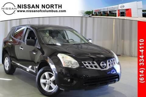 2012 Nissan Rogue for sale at Auto Center of Columbus in Columbus OH