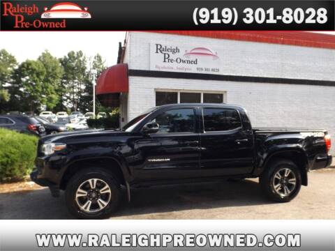 2016 Toyota Tacoma for sale at Raleigh Pre-Owned in Raleigh NC