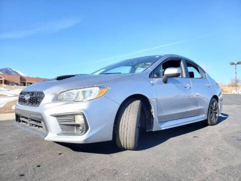 2018 Subaru WRX for sale at Lakeside Auto Brokers Inc. in Colorado Springs CO