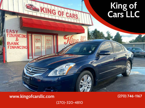 2012 Nissan Altima for sale at King of Cars LLC in Bowling Green KY