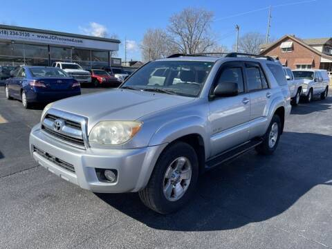 2007 Toyota 4Runner for sale at JC Auto Sales in Belleville IL