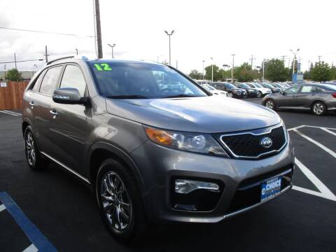 2012 Kia Sorento for sale at Choice Auto & Truck in Sacramento CA