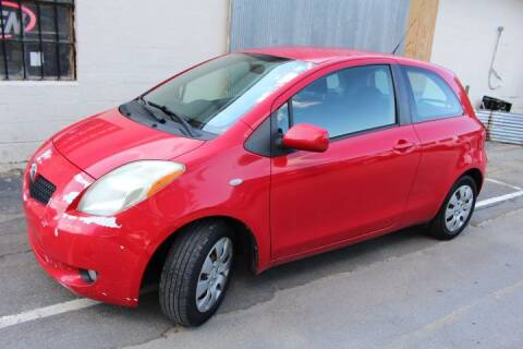 2008 Toyota Yaris for sale at SAI Auto Sales - Used Cars in Johnson City TN