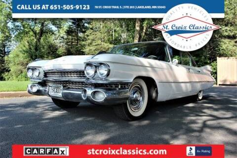 1959 Cadillac n/a for sale at St. Croix Classics in Lakeland MN