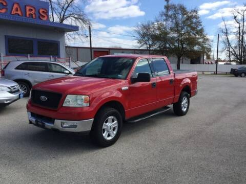 2004 Ford F-150 for sale at Your Car Store in Conroe TX