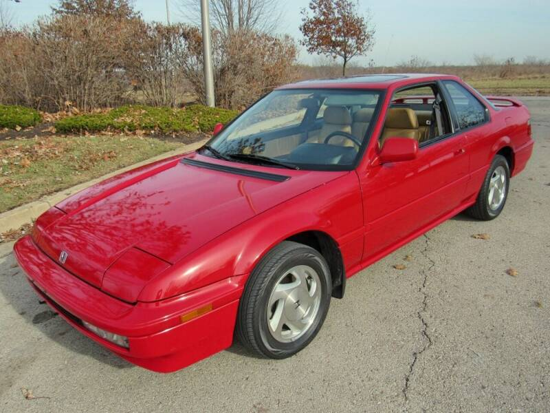 1991 Honda Prelude for sale at KC Classic Cars in Kansas City MO
