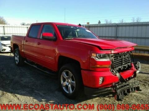 2018 Chevrolet Silverado 1500 for sale at East Coast Auto Source Inc. in Bedford VA
