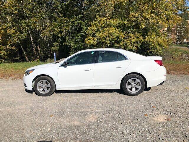 2016 Chevrolet Malibu Limited for sale at WESTON FORD  INC in Weston WV
