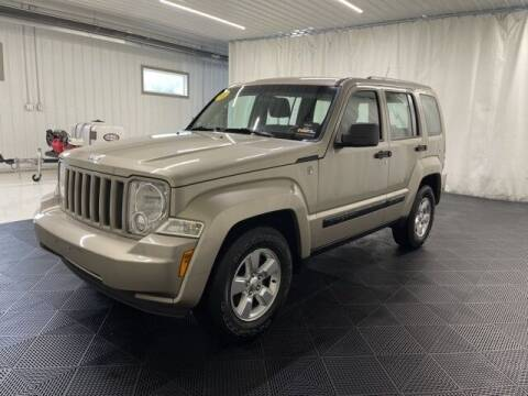 2011 Jeep Liberty for sale at Monster Motors in Michigan Center MI