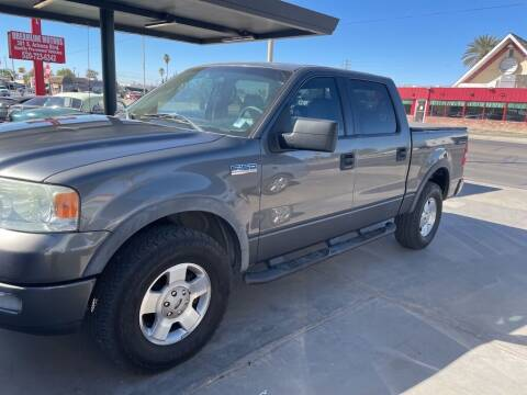 2005 Ford F-150 for sale at Dreamline Motors in Coolidge AZ