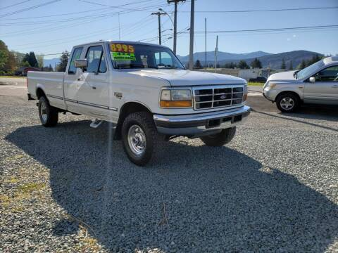 1997 Ford F-250 for sale at Low Auto Sales in Sedro Woolley WA
