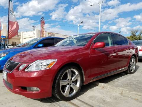 2007 Lexus GS 350 for sale at Olympic Motors in Los Angeles CA